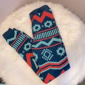 Aztec Sweater Pants
